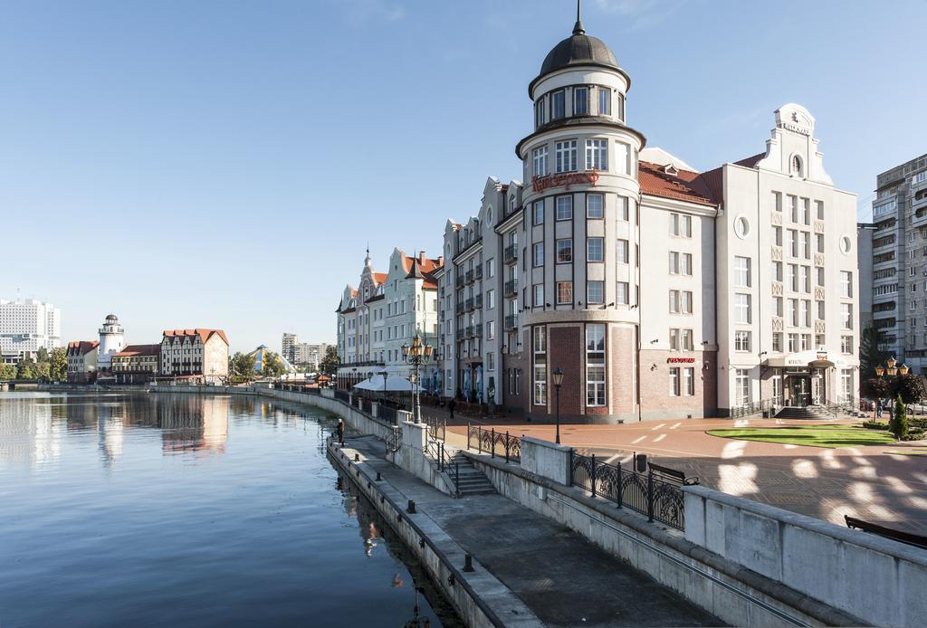 kaliningrad region hotel market research